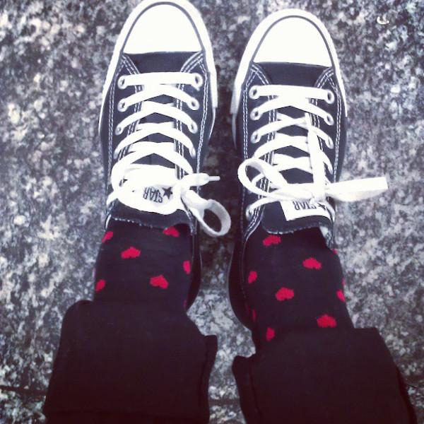 Heart-Socks