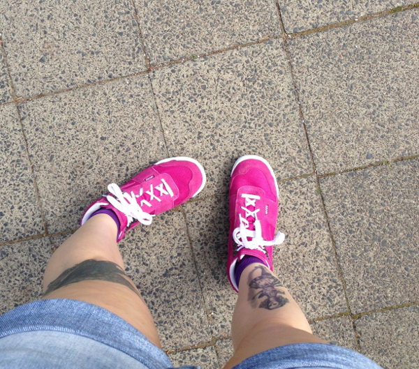 Pink-Shoes