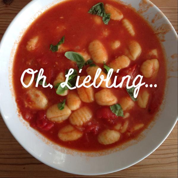 Lieblinge-Gnocchi