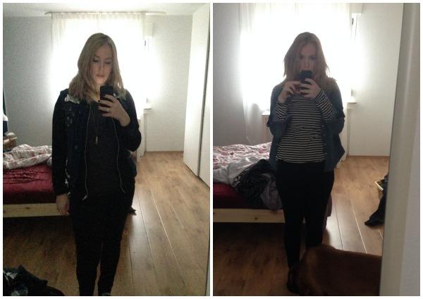 Stöckchen-Ellen-Outfit