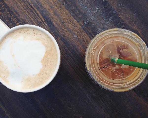 Dienstag Kaffee