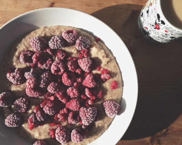 Porridge-Mandel