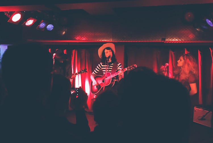 Nikki Lane at Studio 672 in Cologne
