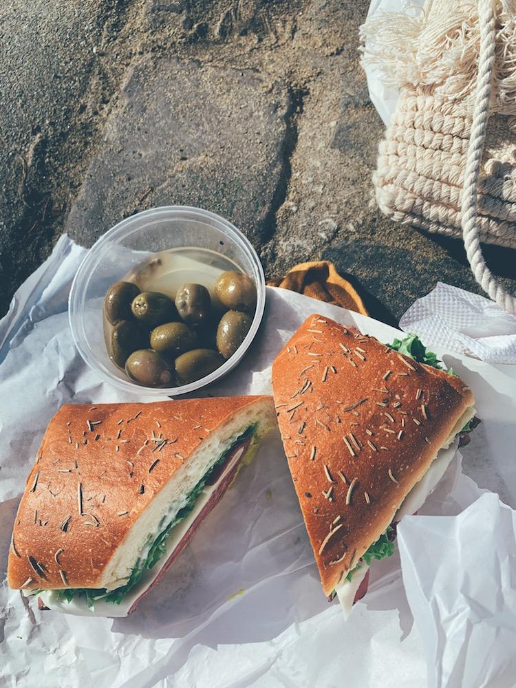 Lunch von Molinari